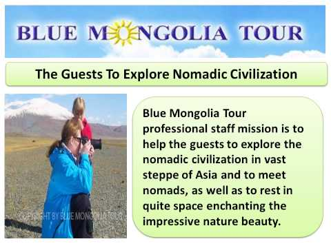 Blue Mongolia Tour Vacations