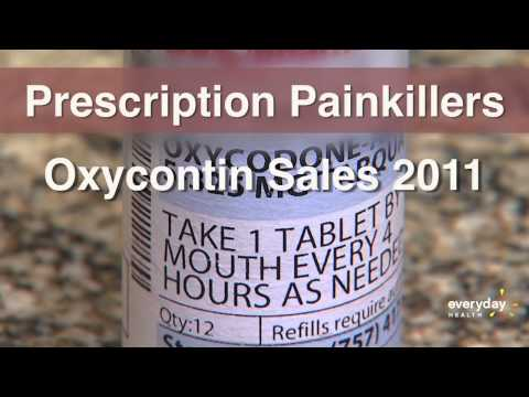 Senate Investigates Painkillers