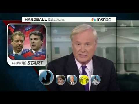 Chris Matthews: Put your money on Rand Paul winning GOP nomination