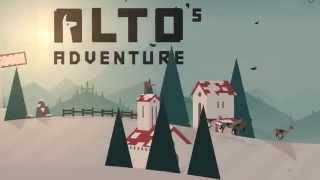 Alto's Adventure: Two Triple Backflips