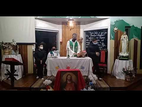Santa Missa | 23.06.2021 | Quarta-feira | Padre Robson Antônio | ANSPAZ