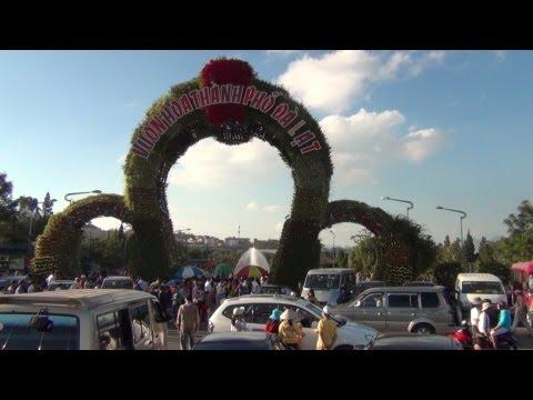 Vườn hoa Thành phố Đà Lạt - 2013