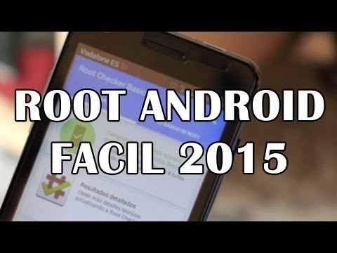 ROOT CUALQUIER DISPOSITIVO ANDROID 2015 (SIN PC)