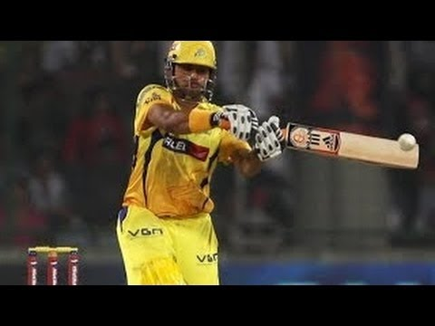 IPL 7 2014 Qualifier 2   Suresh Raina Efforts@@ Fail 87 25 centry on 6 overs