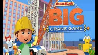Handy Manny Big Construction Jop Game- Full Gameplay Episodes Incrediple Game 2014