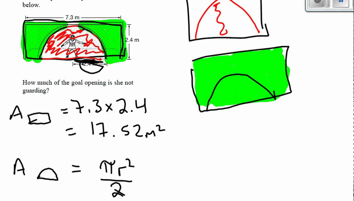 Displaying 20 gt  Images For - Area Of Composite Figures   Area Of Composite Figures With Trapezoids