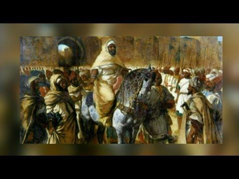 عندما أراد المولى إسماعيل الزواج من إبنة الملك الفرنسي لويس 14