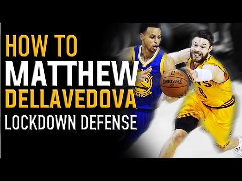 Matthew Dellavedova Lockdown Defense | Basketball Defense Tips