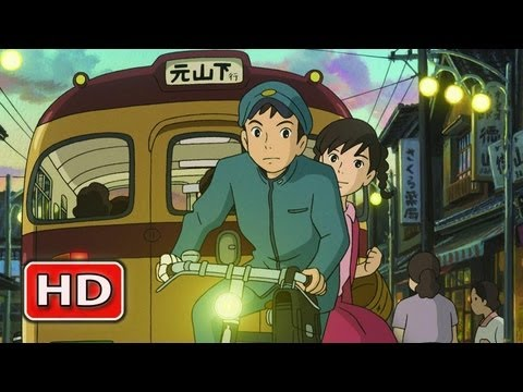 """From Up on Poppy Hill Trailer (Goro Miyazaki - 2013), From the legendary studio ghibli, creators of Spirited Away, Howl's moving castle or The Secret World of Arriety comes """"From Up on Poppy Hill"""" ! In theaters ..."""