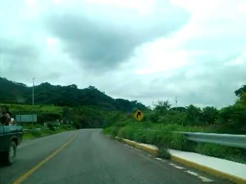 Carretera Vallarta a Mascota 5)