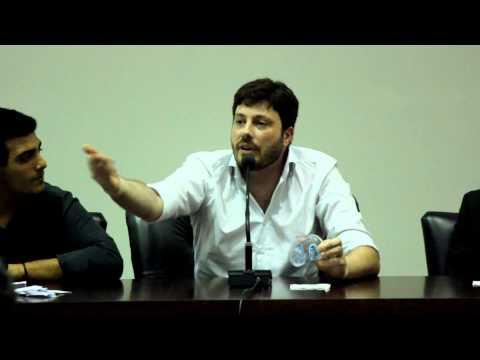 ILISP e CIERI FMU - Batepapo com Danilo Gentili