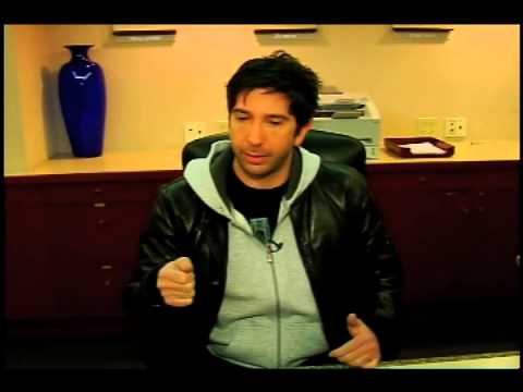 Billy Dec and David Schwimmer on NBC 's 24/7 Chicago