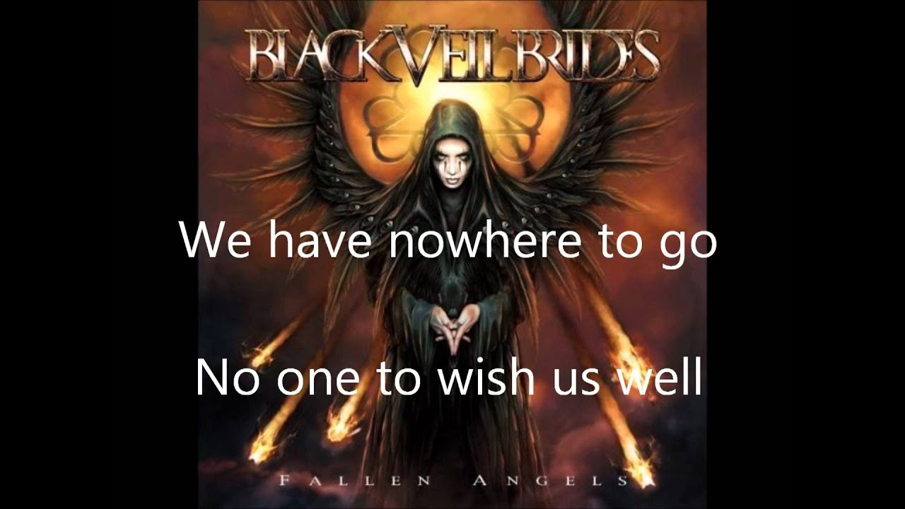 Black Veil Brides - Fallen Angels (Full Song w/ lyrics ...