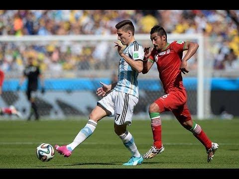 Lionel Messi Goal vs Iran 0-1 All goals and Highlights Argentina 1-0 Iran 0-1 Argentina  2014 hd