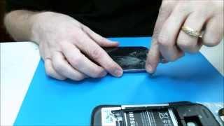 Samsung Galaxy S3 ekran değişimi nasıl yapılır?
