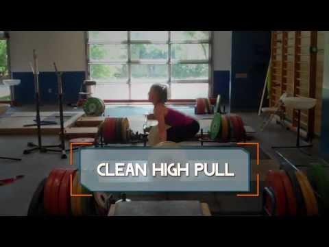 Clean High Pull