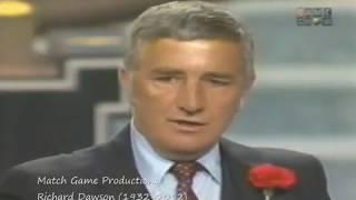Family Feud: Richard Dawson's Farewell Speech