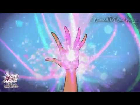 Biến hình Sirenix 2D (Bản full), Winx club.