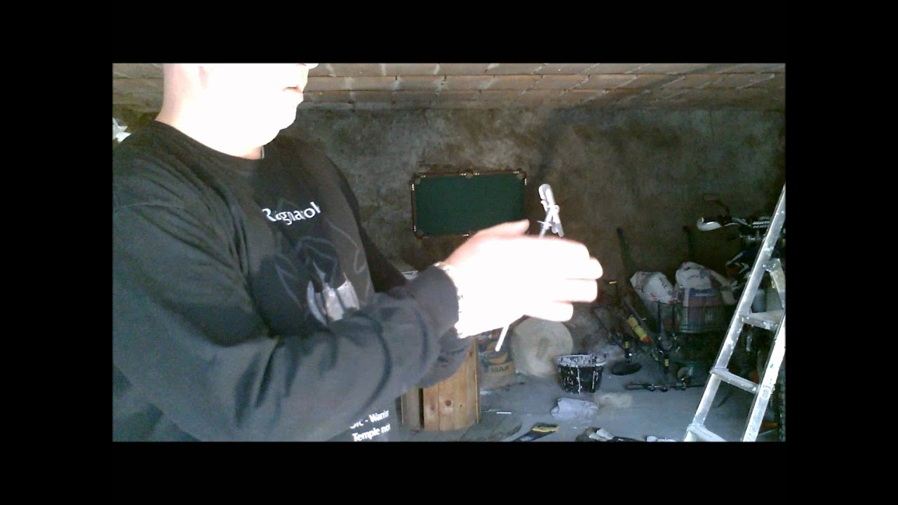 Suspente bascule pour rail plafond placo youtube for Suspente knauf