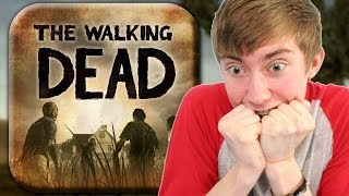 WALKING DEAD: THE GAME Part 1 (iPhone Gameplay Video