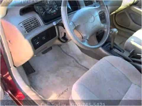 2001 Toyota Camry Used Cars Grand Junction CO