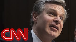 FBI director contradicts White House's Porter timeline