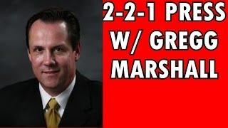 Basketball 2-2-1 Full Court Press With Gregg Marshall