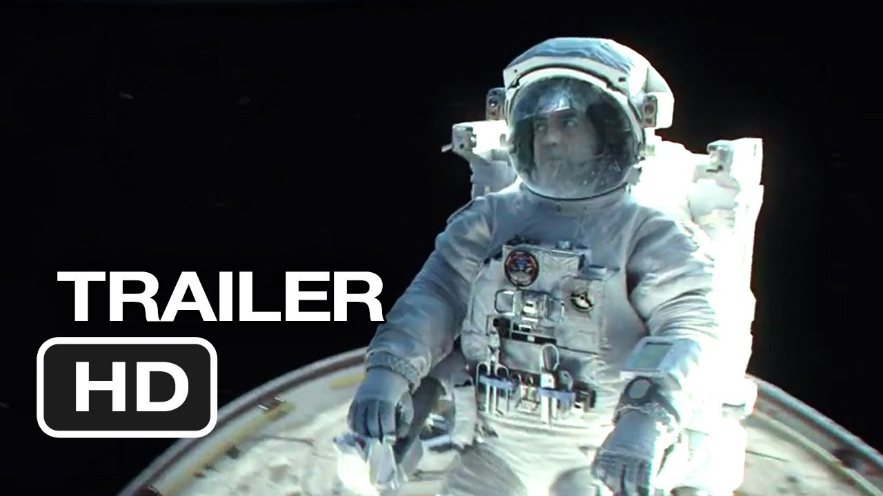 A photo of Gravity Official Trailer - Detached (2013) - George Clooney Movie HD