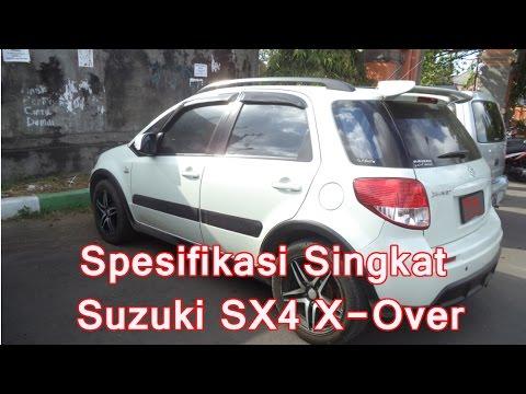 Spesifikasi Singkat Suzuki SX4 X Over