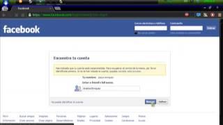 Desbloquear Facebook fácil y rapidamente