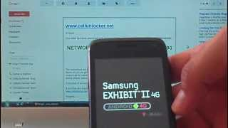 How To Unlock Samsung Exhibit II From T-Mobile By Unlock