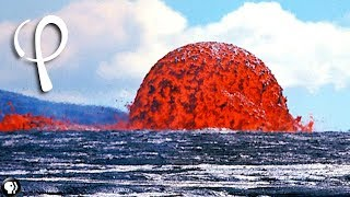 Why Hawaii's volcano is so UNUSUAL