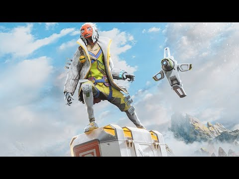 A FLYING Death BOX & A DREAM!! - Best Apex Legends Funny Moments and Gameplay Ep 324