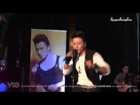 Nguyễn Hoàng Nam_Liên khúc Techno (Live)