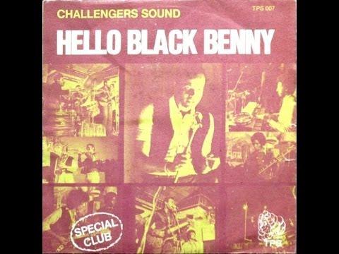 TONY LEVEILLE & SES CHALLENGERS SOUND - Hello Black Benny - 1973