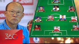 Đội hình dự kiến của U.23 Việt Nam trước trận gặp Syria