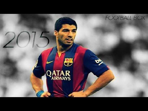 ● Luis Suarez ● Crazy Skills/Goals and Assists ● FC Barcelona ● 2015 HD