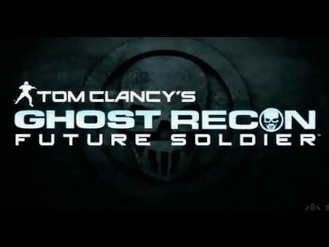 Ghost Recon Future Soldier: Multiplayer Trailer