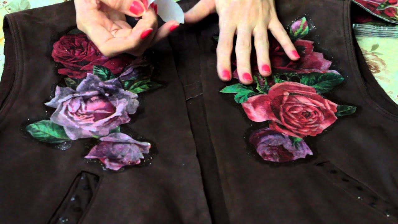 Украсить сумку из искусственной кожи своими руками