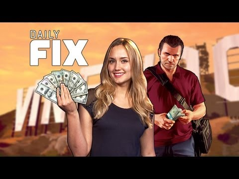 GTA 5 Wants Your Money & Last of Us DLC - IGN Daily Fix 09.24.13