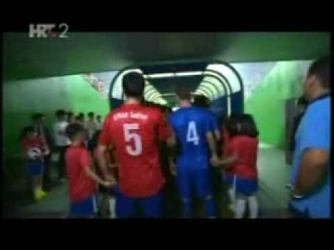 South Korea vs Croatia 1-2 | Match highlights and goals | 10.09.2013 | Friendly Match