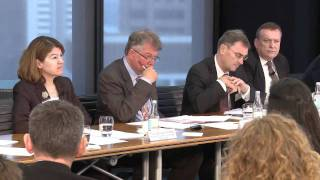 Corporate Governance - What do shareholders really value? (PANEL DISCUSSION)