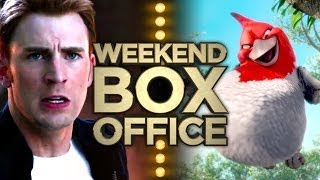 Weekend Box Office - April 18 - April 20, 2014 - Studio Earnings Report HD