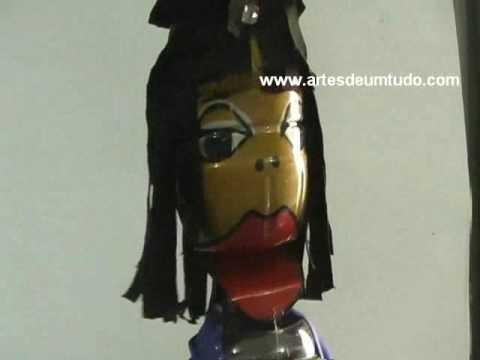 Maria A Fantoche Boquinha e o Arraiá