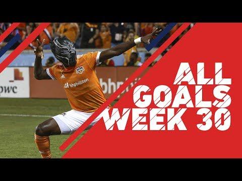La Pantera bites the Loons   All Goals, Week 30
