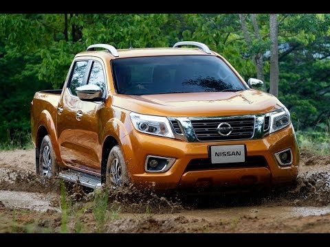 All New Nissan Navara 2015 - New Nissan Frontier NP300