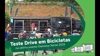 Teste drive em bicicletas