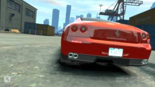GTA 4 PC - Ferrari 612 Scaglietti ENB SERIES CAR MOD HD videos