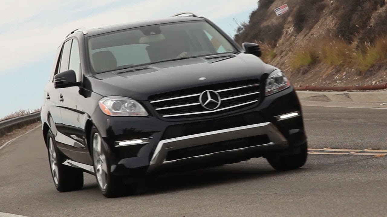 2014 mercedes benz ml350 bluetec review test drive youtube for 2014 mercedes benz ml350