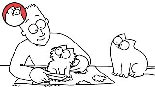 Pawtrait – Simon's Cat
